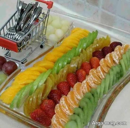 تزیین میوه ایام نوروز