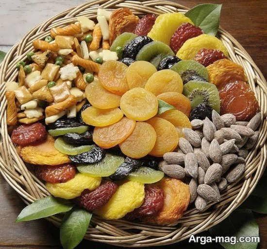 تزیین متفاوت میوه عید نوروز