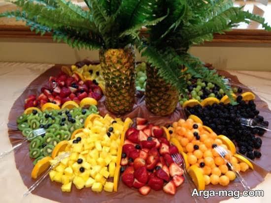 تزیین میوه عید نوروز