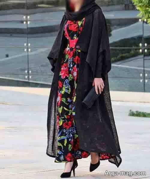 Model Manto Long majlesi 12 - طرح های متنوع برای مدل مانتو مجلسی بلند و شیک