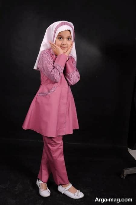 School uniforms model 1 - طرح های زیبا و شیک برای مدل مانتو فرم مدارس