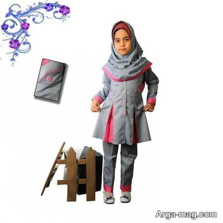 School uniforms model 10 - طرح های زیبا و شیک برای مدل مانتو فرم مدارس