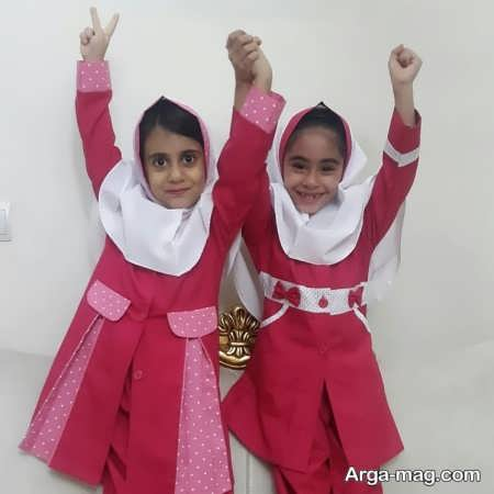 School uniforms model 11 1 - طرح های زیبا و شیک برای مدل مانتو فرم مدارس