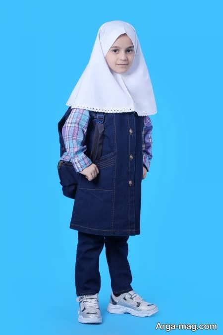 School uniforms model 14 - طرح های زیبا و شیک برای مدل مانتو فرم مدارس