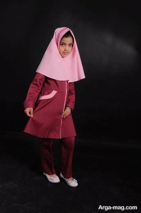 School uniforms model 2 - طرح های زیبا و شیک برای مدل مانتو فرم مدارس