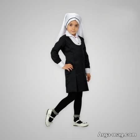 School uniforms model 20 1 - طرح های زیبا و شیک برای مدل مانتو فرم مدارس