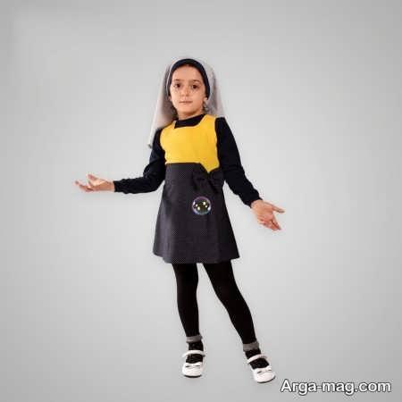 School uniforms model 21 - طرح های زیبا و شیک برای مدل مانتو فرم مدارس