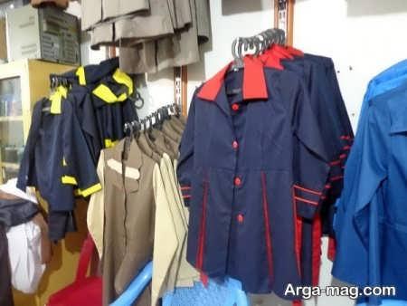 School uniforms model 22 - طرح های زیبا و شیک برای مدل مانتو فرم مدارس