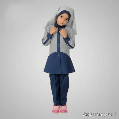 School uniforms model 24 - طرح های زیبا و شیک برای مدل مانتو فرم مدارس