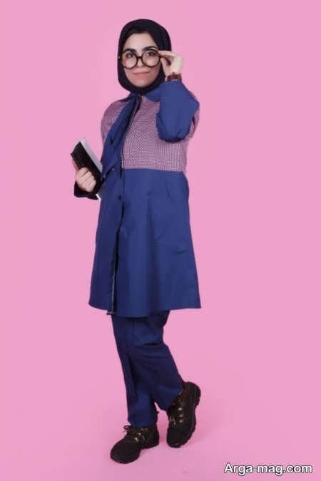 School uniforms model 5 - طرح های زیبا و شیک برای مدل مانتو فرم مدارس