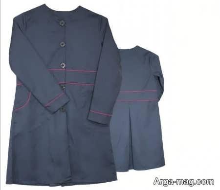 School uniforms model 7 - طرح های زیبا و شیک برای مدل مانتو فرم مدارس