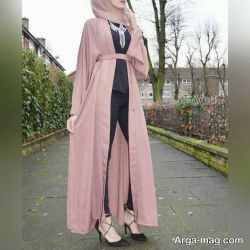 مانتوی بلند زنانه