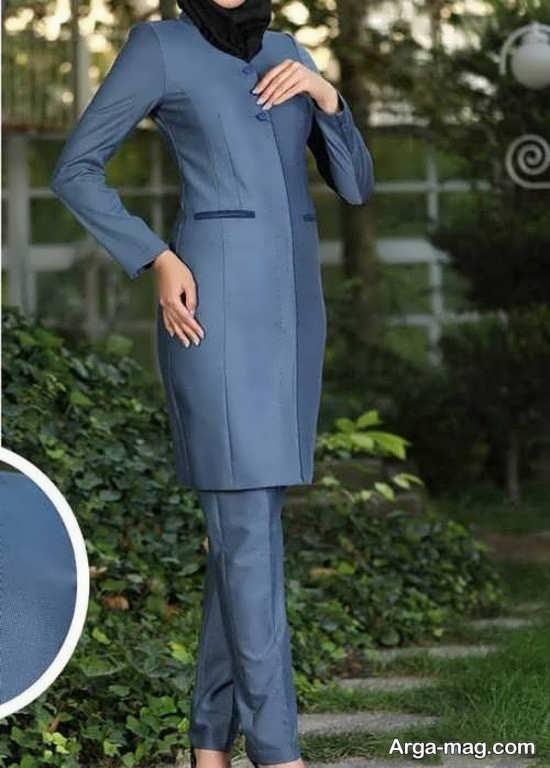 لباس فرم اداری زنانه شیک