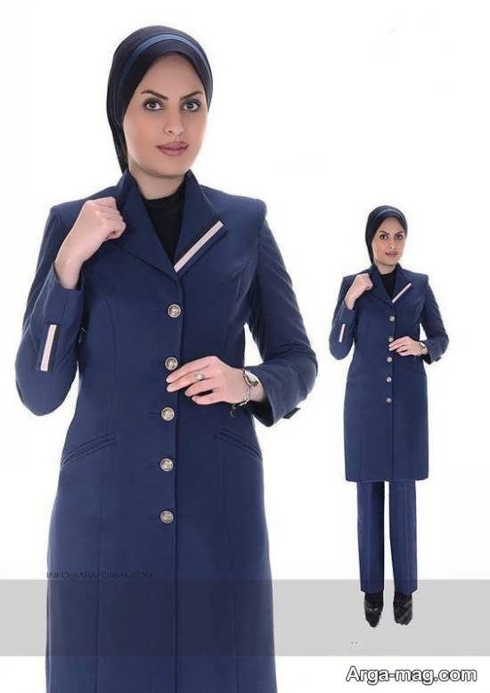 مدل لباس فرم اداری زنانه