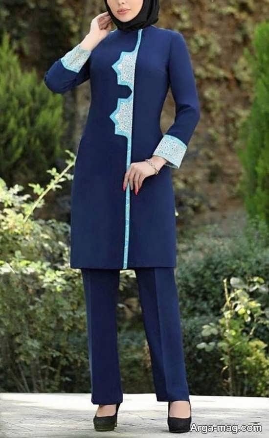 مدل لباس فرم زنانه مناسب اداره