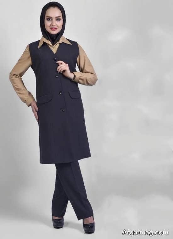 مدل لباس فرم شیک زنانه