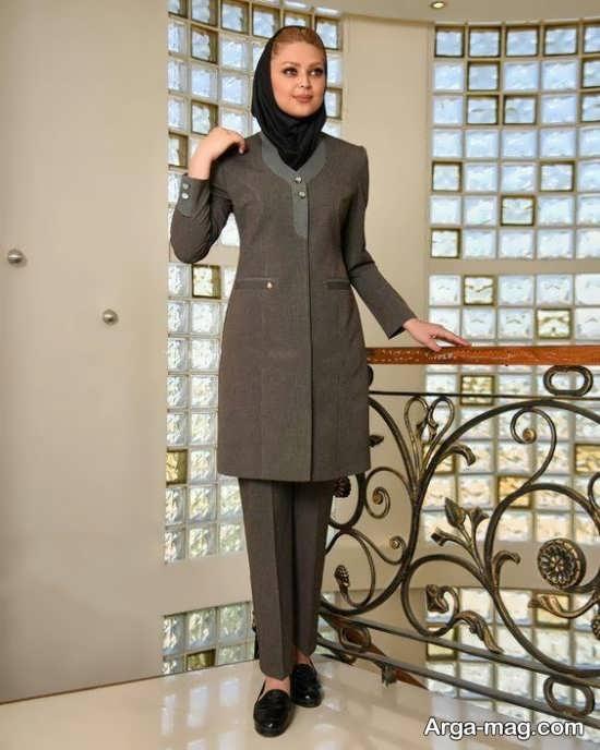 مدل لباس فرم زنانه زیبا