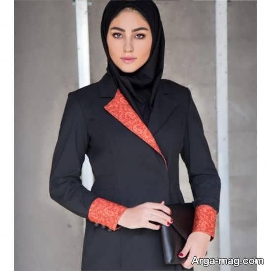 مدل لباس فرم جدید زنانه