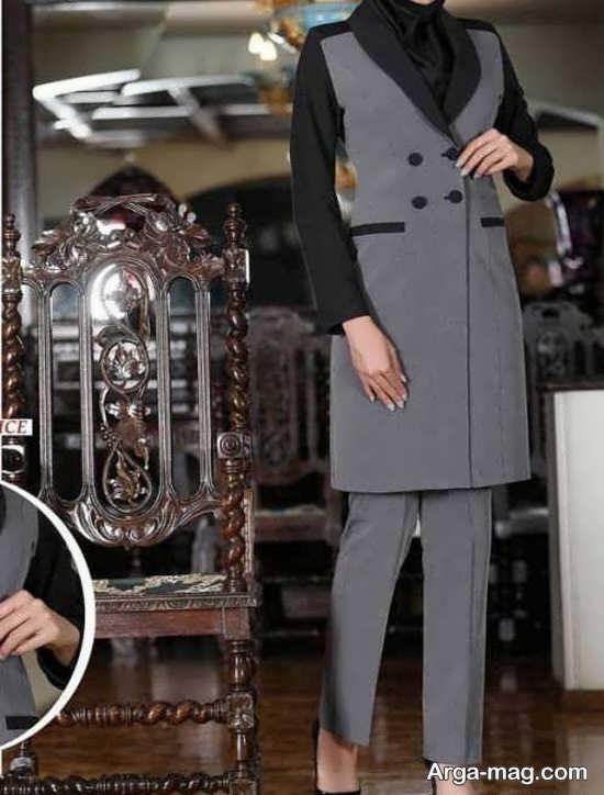مدل لباس فرم اداری برای خانم
