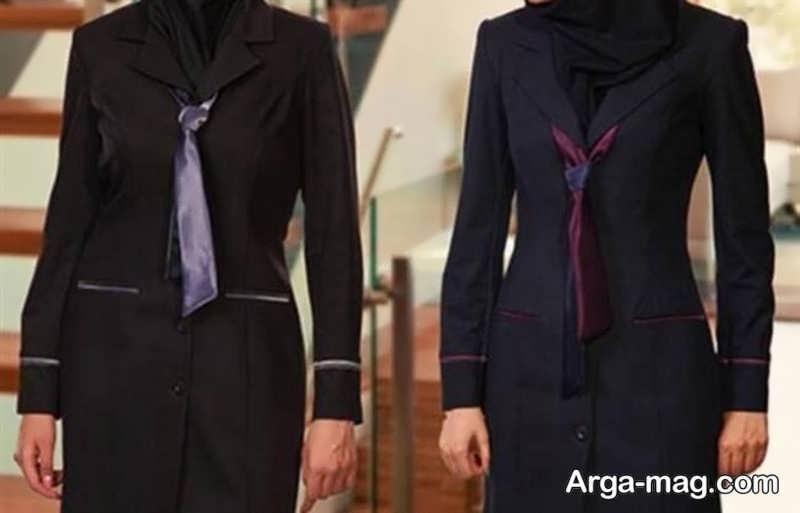 مدل لباس فرم اداری برای خانم ها
