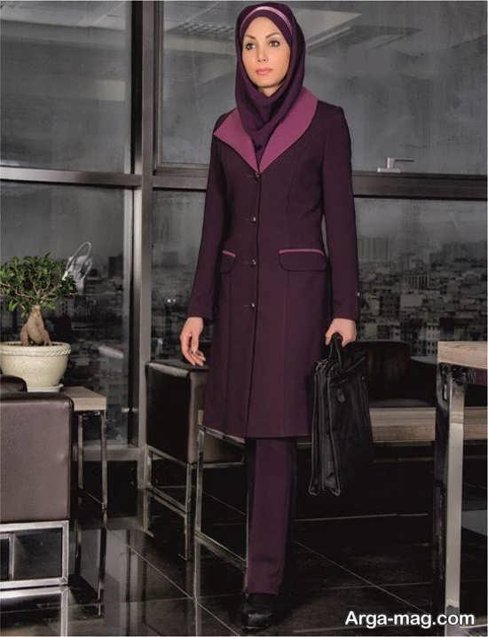 مدل لباس فرم زنانه جدید