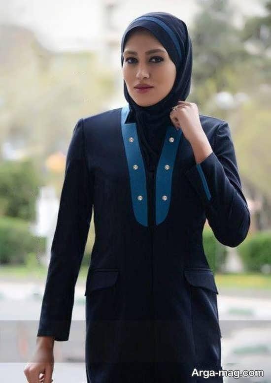 مدل لباس فرم اداری زنانه+عکس