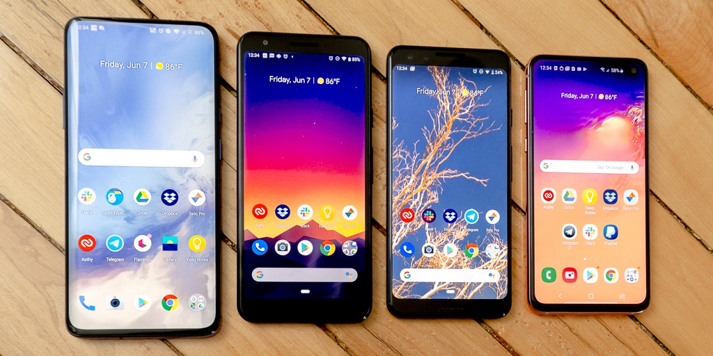 بهترین گوشی موبایل بزرگ