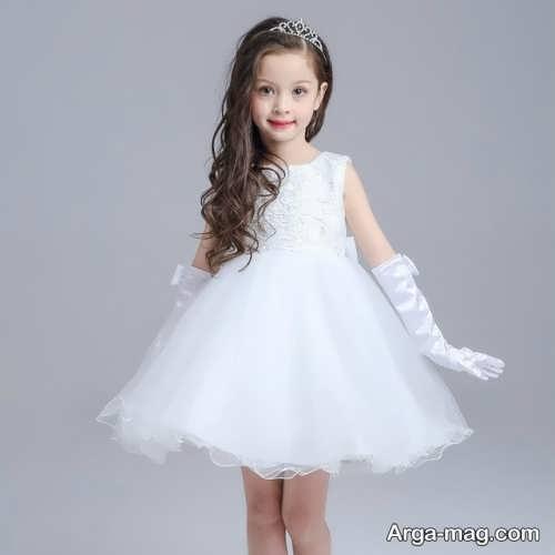 پیراهن عروس کودک