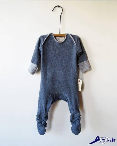 لباس نوزاد سرهمی