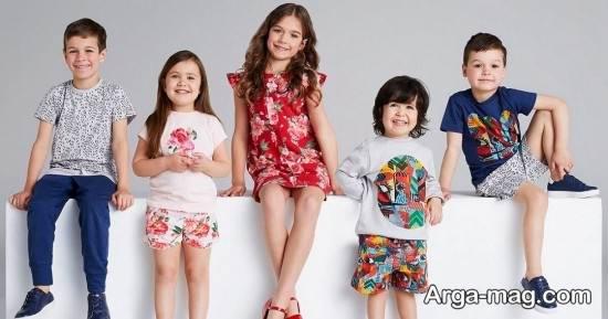 Childrens clothing size 5 - راهنمای انتخاب و تخمین سایز لباس بچه گانه بدون پرو کردن