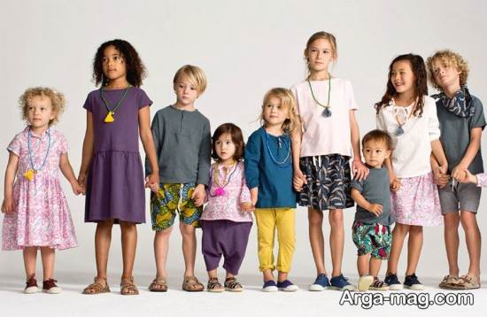 Childrens clothing size 8 - راهنمای انتخاب و تخمین سایز لباس بچه گانه بدون پرو کردن