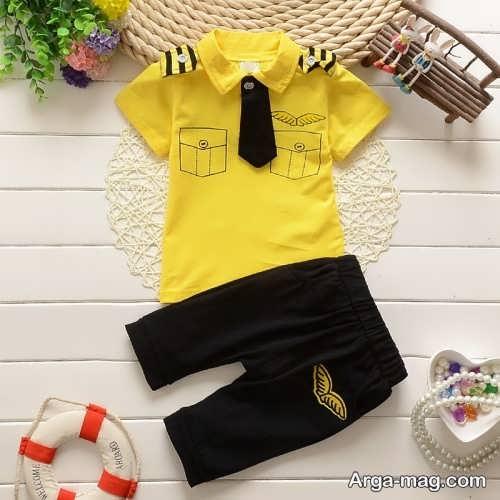 Childrens summer dress model 15 - طرح های شیک و با نمک مدل لباس تابستانه بچه گانه