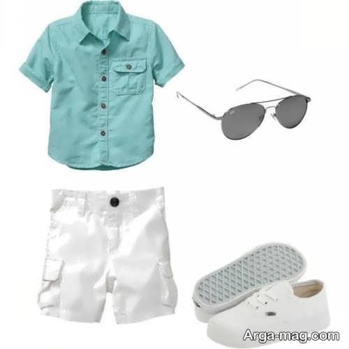 Childrens summer dress model 17 - طرح های شیک و با نمک مدل لباس تابستانه بچه گانه