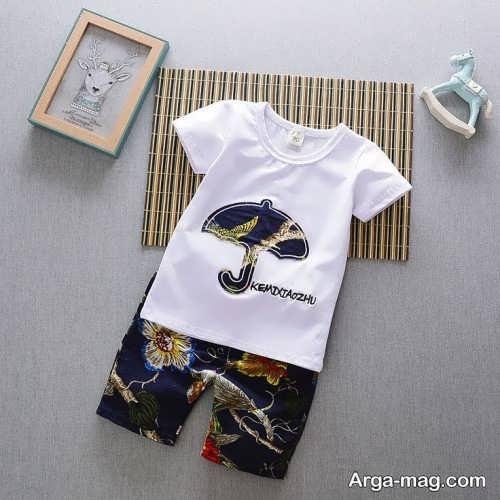 Childrens summer dress model 18 - طرح های شیک و با نمک مدل لباس تابستانه بچه گانه
