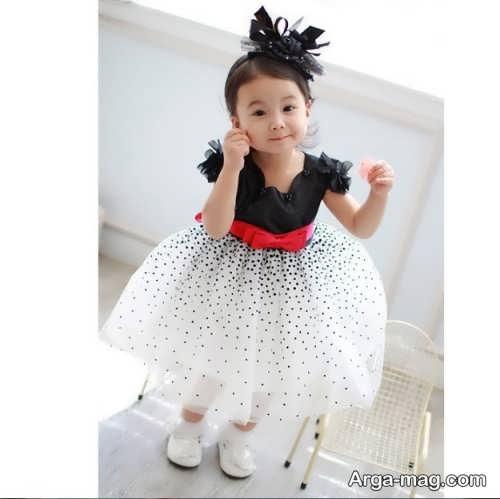 Childrens summer dress model 20 - طرح های شیک و با نمک مدل لباس تابستانه بچه گانه