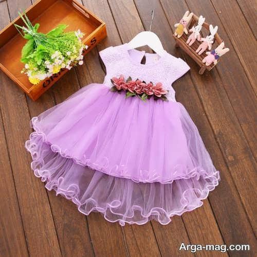 Childrens summer dress model 21 - طرح های شیک و با نمک مدل لباس تابستانه بچه گانه