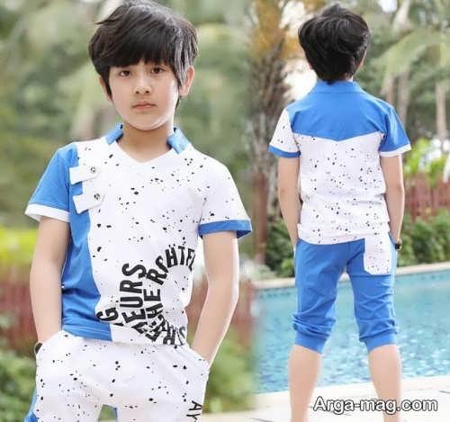 Childrens summer dress model 22 - طرح های شیک و با نمک مدل لباس تابستانه بچه گانه