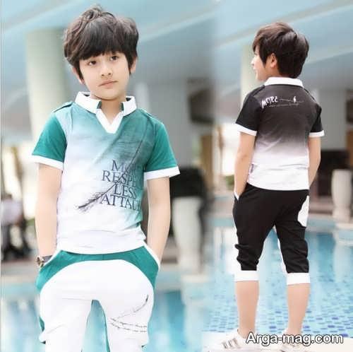 Childrens summer dress model 27 - طرح های شیک و با نمک مدل لباس تابستانه بچه گانه