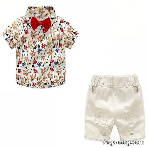 Childrens summer dress model 6 - طرح های شیک و با نمک مدل لباس تابستانه بچه گانه