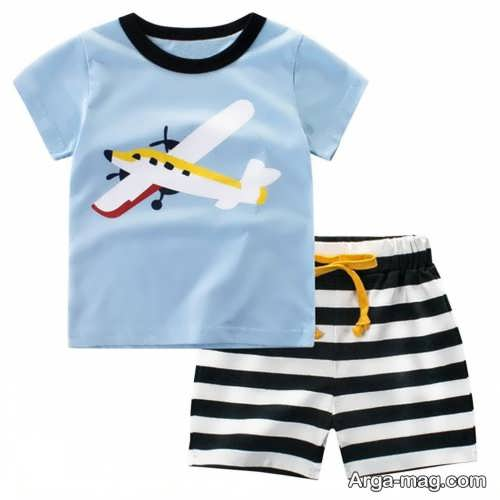 Childrens summer dress model 7 - طرح های شیک و با نمک مدل لباس تابستانه بچه گانه