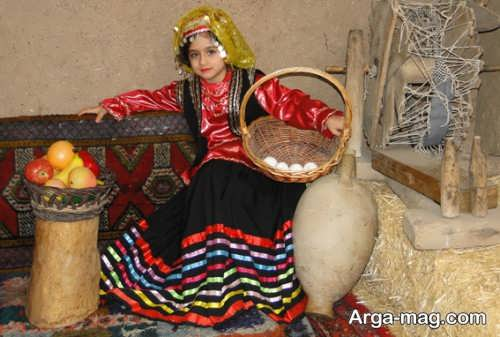 Kurdish Kidney Model 15 - مدل لباس کردی بچه گانه با طرح های زیبا و دوست داشتنی