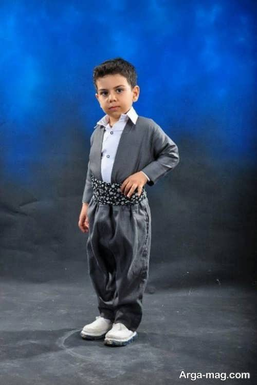Kurdish Kidney Model 20 - مدل لباس کردی بچه گانه با طرح های زیبا و دوست داشتنی