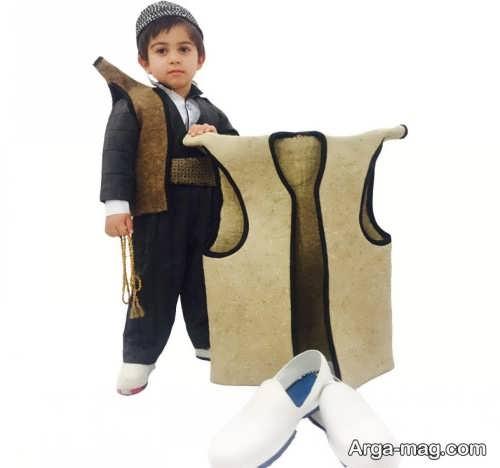 Kurdish Kidney Model 22 - مدل لباس کردی بچه گانه با طرح های زیبا و دوست داشتنی
