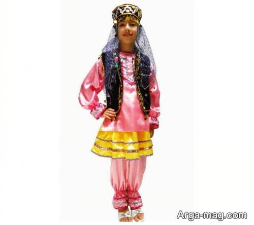 Kurdish Kidney Model 24 - مدل لباس کردی بچه گانه با طرح های زیبا و دوست داشتنی