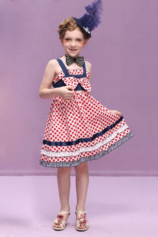 4399 - مدل های زیبا و شیک پیراهن مجلسی دخترانه