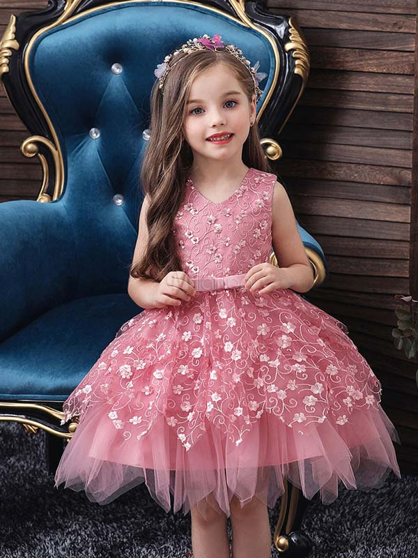 Girls Dress Party 12 - جدیدترین مدلهای لباس مجلسی خوشگل دخترونه