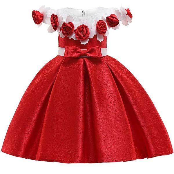 Girls Dress Party 27 - جدیدترین مدلهای لباس مجلسی خوشگل دخترونه