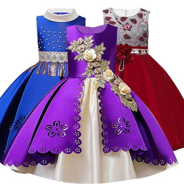 Girls Dress Party 29 - جدیدترین مدلهای لباس مجلسی خوشگل دخترونه