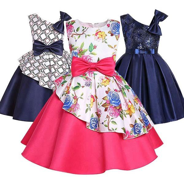 Girls Dress Party 4 - جدیدترین مدلهای لباس مجلسی خوشگل دخترونه