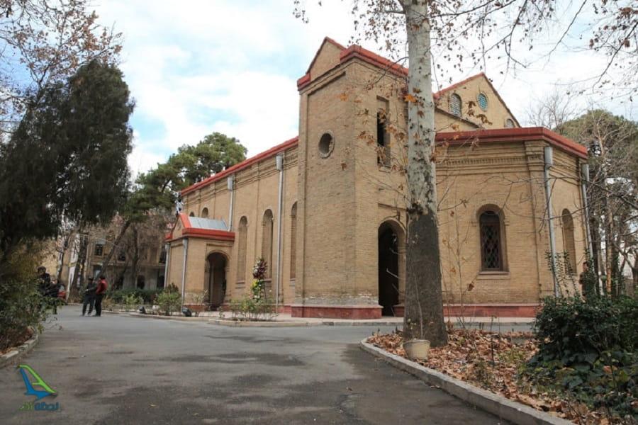 کلیساهای تران